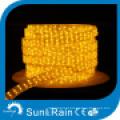 Luz de corda LED Flat 4 Wires Orange