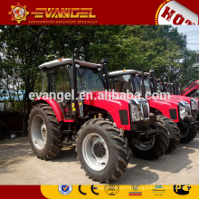 Lutong 4WD 110HP tractores agrícolas LT1104