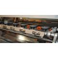 insulating glass argon gas filling machine