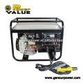 Power Value 5KW Gasoline Generator Welding Generator 220 v