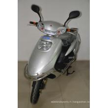 Moto électrique adulte avec la pédale de dossier arrière