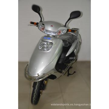 Motocicleta de moto eléctrica para adultos con pedal de respaldo