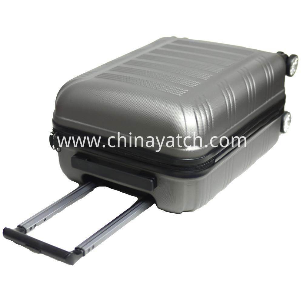 Alloy Luggage Upright