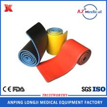 firs aid kit medical foam and aluminum sam type splint