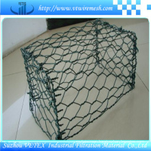 Normal Twisted Gabion Basket Mesh