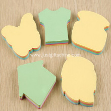 Bespoke Custom Shaped Sticky Notes