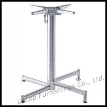 4 Prongs Stainless Steel Folding Table Base (SP-STL056)