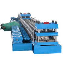 Road Safety Guardrail Roll Forming Machine