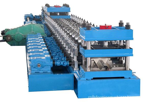 Guard Rail Roll Forming Machine