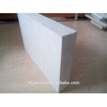 Panneau de celuka de PVC pour la décoration de mur, panneau de mousse de PVC imprimable blanc pour le signe