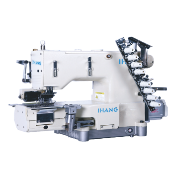 Direct Drive Waist Banding Machine With Needle Feed