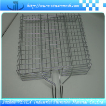 Stainless Steel BBQ Mesh with SGS Report