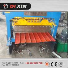 Hochwertige Stahldachfolie Rollformmaschine mit Rabatt