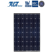 Mono paneles solares de 200W para iluminación LED de calle