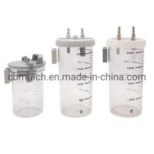 2000ml/1000ml Medical Suction Vacuum Bottles