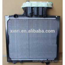 OEM heavy truck radiator for MAN TGA(02-) truck spare parts 81061016458 81061016468 81061016472 81061016510 81061016518