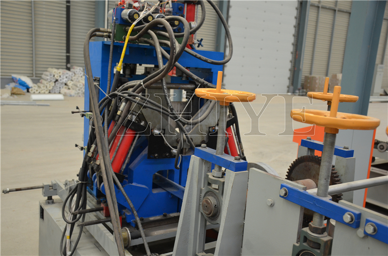 Rolling Roofing Tile Rolling Cold Roll Forming Machine