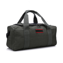 Canvas Weekender Overnight Travel Duffle Malas