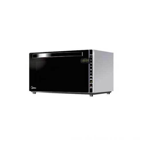 Built-in portable microwave oven with grill rack