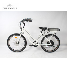 China supplier affordable electric beach cruiser bicycles /beach cruiser ebike bike