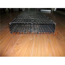Sistema de suporte da bandeja de cabos Gi (UL, cUL, SGS, IEC, CE, ISO) Máquina de fabricação de rolo Filipinas