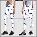 OEM Manufacturer Custom Fitness Mesh Yoga Pants