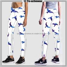 OEM fabricante personalizado fitness malha ioga calças