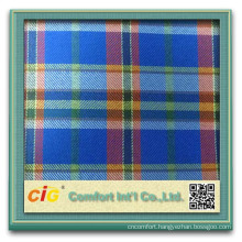 Plaid Oxford Fabric Stocklot