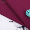 solid color plain woven nylon cotton fabric