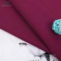 solid color plain woven nylon cotton fabric