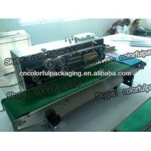 Máquina de sellado popular caliente / máquina de sellado térmico / sellador de calor