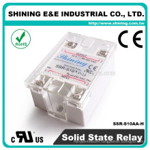 SSR-S10AA-H 220V Industrial Solid State Relay UL and cUL Approval