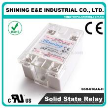 SSR-S10AA-H 220V Relé de estado sólido industrial UL e aprovação de cUL