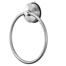 Wall Mount Stainless Steel Bathroom Towel Ring Holder