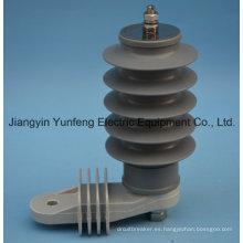 Pararrayos de óxido metálico para protección del condensador de compensación de la desviación