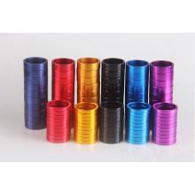 5 Farben 5/10 mm Radfahren Headset Aluminium Mountain Road Bike Fahrrad Stem Spacer Hochwertige Fahrrad Teile Zubehör