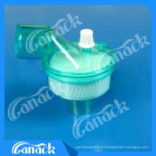 Filtre jetable stérile chirurgical Hmef médical de filtre de Hme