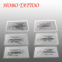Tattoo Sterile Body Piercing Needle Piercing Tools