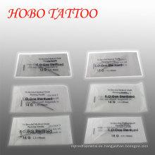 Marca de calidad 48mm tatuaje cuerpo piercing aguja para la venta HP9-9