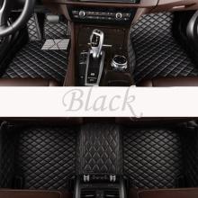 Коврики автомобилей специального размера и нескользящего дизайна коврик для автомобиля Audi
