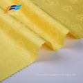 Breathable Polyester Jacquard Women Plain Garment Fabric