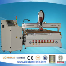 3.7KW Taiwan Delta Invert CNC Machine for Metal