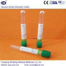Vacuum Blood Collection Tubes Heparin Tube (ENK-CXG-026)