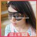 2017 Novo design de luxo rendas máscara de sombra de olho com certificado