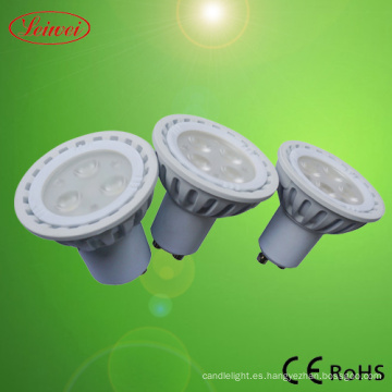 3W 4W 5W 6W LED luz del punto
