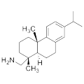 Chimique chirale CAS No. 1446-61-3 (1R, 4aS, 10aR) -1, 2, 3, 4, 4A, 9, 10, 10A-octahydro-1, 4A-diméthyl-7- (1-méthyléthyl) - 1-Phenanthrenemethanamine
