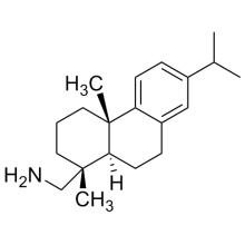 Chiral Chemical CAS Nr. 1446-61-3 (1R, 4aS, 10aR) -1, 2, 3, 4, 4A, 9, 10, 10A-Octahydro-1, 4A-Dimethyl-7- (1-methylethyl) - 1-Phenanthrenemethanamin