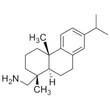 Chiral Chemical CAS No. 1446-61-3 (1R, 4aS, 10aR) -1, 2, 3, 4, 4A, 9, 10, 10A-Octahydro-1, 4A-Dimethyl-7- (1-methylethyl) -1-Phenanthrenemethanamine