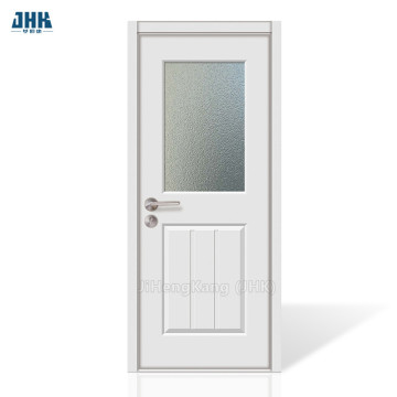 JHK-French Press Insulated Glass Garden Room Decoration Door