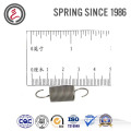 Steel Zinc Plated Electrical Spring Extension Spring with Hooks Manufacturer
